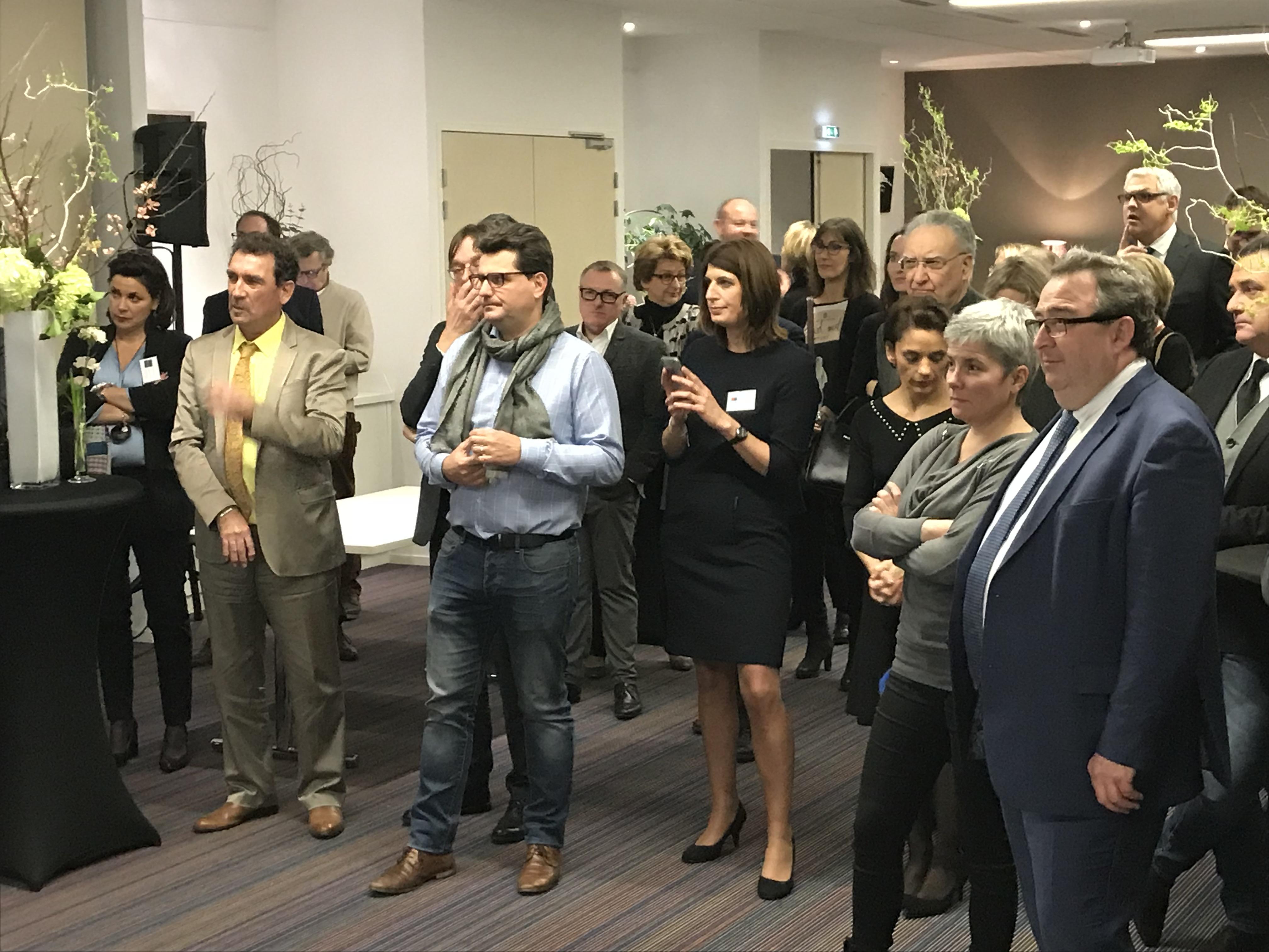 Sylviane Bertacchi lauréate 2017 de la «victoire des autodidactes »